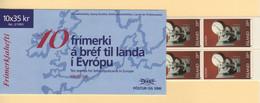 Islande - Carnet - C-777 - Europa - Paix Et Liberte - Cote 15€ - Ungebraucht