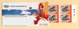 Islande - Carnet - C-825 - Europa - Contes Et Legendes - Cote 20€ - Ungebraucht