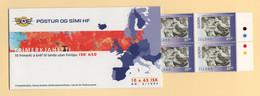 Islande - Carnet - C-826 - Europa - Contes Et Legendes - Cote 30€ - Ungebraucht