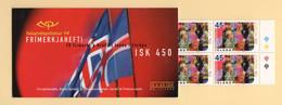 Islande - Carnet - C-839 - Europa - Festivals Nationaux - Cote 20€ - Ungebraucht