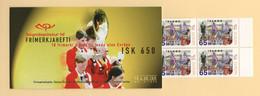 Islande - Carnet - C-840 - Europa - Festivals Nationaux - Cote 30€ - Ungebraucht