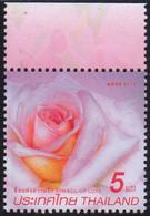 Thailand 2015. Flora. Flowers. Roses.  MNH - Thailand