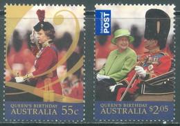 AUSTRALIA  - 2009 - MNH/*** LUXE -  ELIZABETH II - Yv 3069-3070 -  Lot 22503 - Mint Stamps