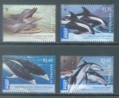 AUSTRALIA  - MNH/*** LUXE - 2009 - WWF DOLPHIN - Yv 3079-3082 - Lot 22505 - Ungebraucht