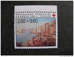 TB N° 2733 A , Timbre De Carnet, Dentelé 13 X 13,5 , Neuf XX. - France