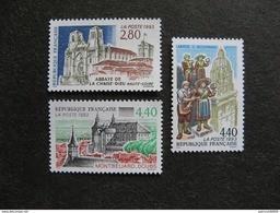 TB Série N° 2825 Au N° 2827, Neufs XX. - France