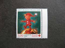 TB N° 3199 A , Timbre De Carnet, Dentelé 13,5 X 13, Neuf XX. - France