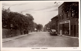 CPA Horbury West Yorkshire, High Street - Inglaterra