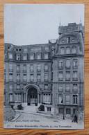 Paris - Cercle Concordia - Façade - 41 Rue Tournefort - (n°18768) - Arrondissement: 05