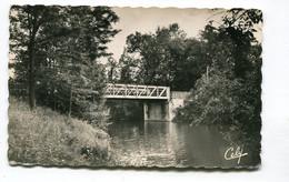 CPsm  32 : ISLE DE NOE  Le Pont   A  VOIR  !!!!!!! - Andere Gemeenten