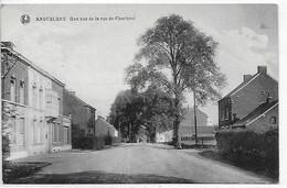 [ HAIN ]    Anderlues   --     (  2  )  Une Vue De La Rue De Charleroi - Anderlues