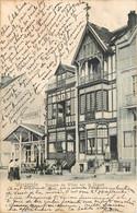 Belgique - Westende - Groupe De Villas Sur La Digue - Edit. Hoffmann N°  3741 - Westende