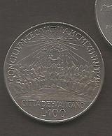 Vaticano - Moneta Circolata Da 100 Lire Km73 - 1962 - Vaticano