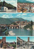 (423) - BASSANO DEL GRAPPA (Vicenza) - Multivedute - Vicenza