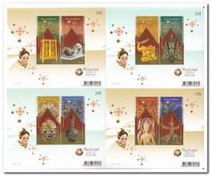 Thailand 2013, Postfris MNH, International Stamp Exhibition THAILAND 2013 - Thailand