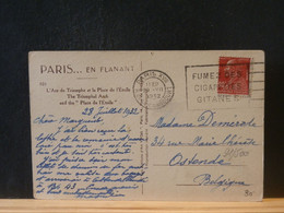 91/500  FLAMME FRANCE  1932 - Tabak