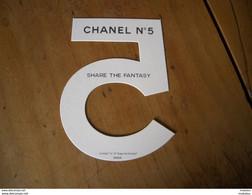 Carte Chanel N°5 - Modern (vanaf 1961)