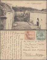 Carte Postale - N°3 Boma : Fort Déclassé De Shinkakasa, Fossé De Contrescarpe / Voyagée. - Belgian Congo - Other