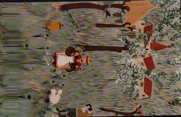 11170  NAIVE    EVE   RECHKING ECRITE - Pittura & Quadri