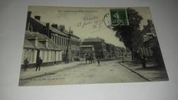 CARTE NEUVILLE-ST- REMY RUE DE LILLE 1909 - Altri Comuni