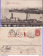 Ukraine , Russia -Odessa-Port - Ucrania