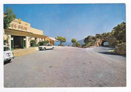 Baléares Restaurante ES GRAU Mirador Ricardo Roca Estallenchs Mallorca Fiat 1500 Renault 4L VOIR DOS - Mallorca
