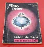 Moto Revue N°1308 Octobre 1956 Salon De Paris Tous Les Modèles 1957 Terrot Monet Goyon Lambretta Norton Utilitaires - Moto