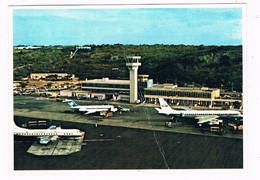 VV-547   CURACAO : Dr. Albert Plesman Airport - Aérodromes