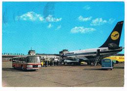 VV-549   DÜSSELDORF : Flughafen - Aérodromes