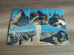 VALLE D'AOSTE - MULTI-VUES - EDITIONS BRUNNER - - Aosta