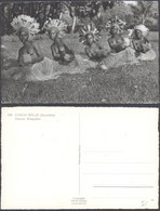 Carte Postale - Congo Belge N°150 (Equateur) Danses Wangatas, Femmes Seins Nus. - Belgian Congo - Other