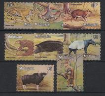 Malaysia - 1978 - N°Yv. 190 à 197 - Faune - Neuf Luxe ** / MNH / Postfrisch - Malaysia (1964-...)