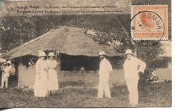 Congo Belge - Le Ministre Des Colonies à Une Mission Protestante - Belgian Congo - Other