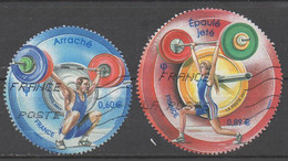 FRANCE  2011 __N° 4598/4599 __OBL VOIR SCAN - Used Stamps