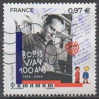 FRANCE  2020 __N° 5383 __OBL VOIR SCAN - Used Stamps
