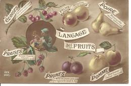 Langage Des Fruits - Culturas