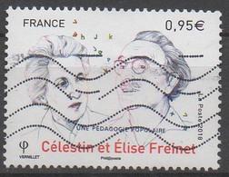 FRANCE  2018__N° 5269 __OBL VOIR SCAN - Used Stamps
