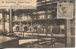 CONGO BELGE -PANDA - Intérieur De L'usine De Concentration - Belgian Congo - Other