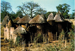 Afrique - Benin - Château Fort Somba - Benin