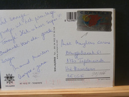 91/568 CP     ESPAGNE VIGNETTE COULEURS ??? - 2001-10 Cartas
