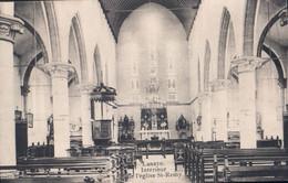 Lanaye Intérieur De L'eglise St-Remy - Visé