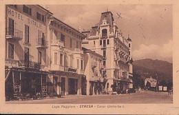 STRESA           CORSO UMBERTO I       HOTEL BELLE VUE + HOTEL D ITALIE - Altre Città