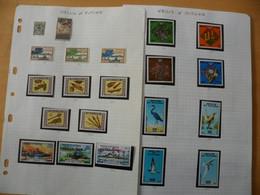WALLIS ET FUTUNA  Poste Entre1978 à 1989  Neufs Sans Charnière MNH Voir Commentaire - Wallis Und Futuna