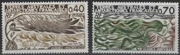 TAAF 68 - Terres Australes Et Antartiques Françaises N° 68/69 Neufs** 1er Choix Algues - Französische Süd- Und Antarktisgebiete (TAAF)