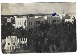 7545 - MOGADISCIO SOMALIA COMANDO TRUPPE COLONIALE 1950 - Somalia