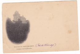 Prix Fixe - Env. St Maixent - 1904 - Château Des Fontenelles - Précurseur - 10-10/26 - Sonstige Gemeinden