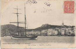 2B CALVI  Le Port - Calvi