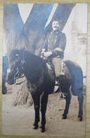 CHINE  TIEN  TSIN CARTE  PHOTO   LE 1 NOVEMBRE  19102     ARSENAL DE  L EST  CAVALIER   DECORE - Cina