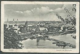 Lituanie Kowno Kaunas Wesoluwka Stempel Fuss Artillerie 6 Batterie - Litauen