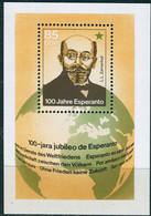 DDR - Mi 3106 - ** Postfrisch - 85Pf                      100 Jahre Esperanto - Neufs